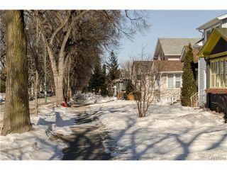 Photo 2: 679 Sherburn Street in Winnipeg: West End Residential for sale (5C)  : MLS®# 1705107