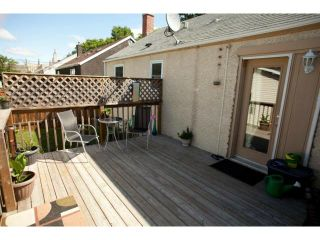 Photo 14: 441 Louis Riel Street in WINNIPEG: St Boniface Residential for sale (South East Winnipeg)  : MLS®# 1315867