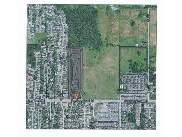 Main Photo: 23425 DEWDNEY TRUNK Road in Maple Ridge: East Central House for sale : MLS®# V1031423