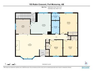 Photo 16: 153 Robin Crescent: Fort McMurray Detached for sale : MLS®# A1064895