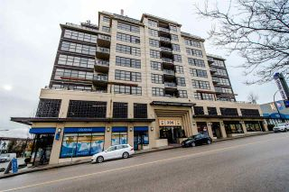 "Photo 1: 602 306 SIXTH Street in New Westminster: Uptown NW Condo for sale in ""Amadeo"" : MLS®# R2225064"