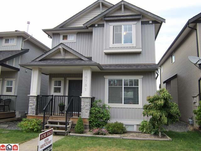 Photo 1: Photos: 16781 61ST Avenue in Surrey: Cloverdale BC House for sale (Cloverdale)  : MLS®# F1117351