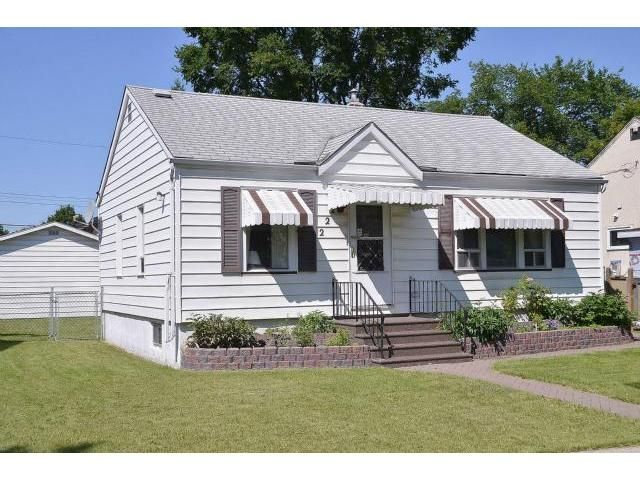 Main Photo: 222 Berry Street in WINNIPEG: St James Residential for sale (West Winnipeg)  : MLS®# 1317615