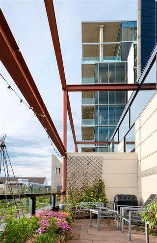 Photo 38: 319 10309 107 Street in Edmonton: Zone 12 Condo for sale : MLS®# E4244551