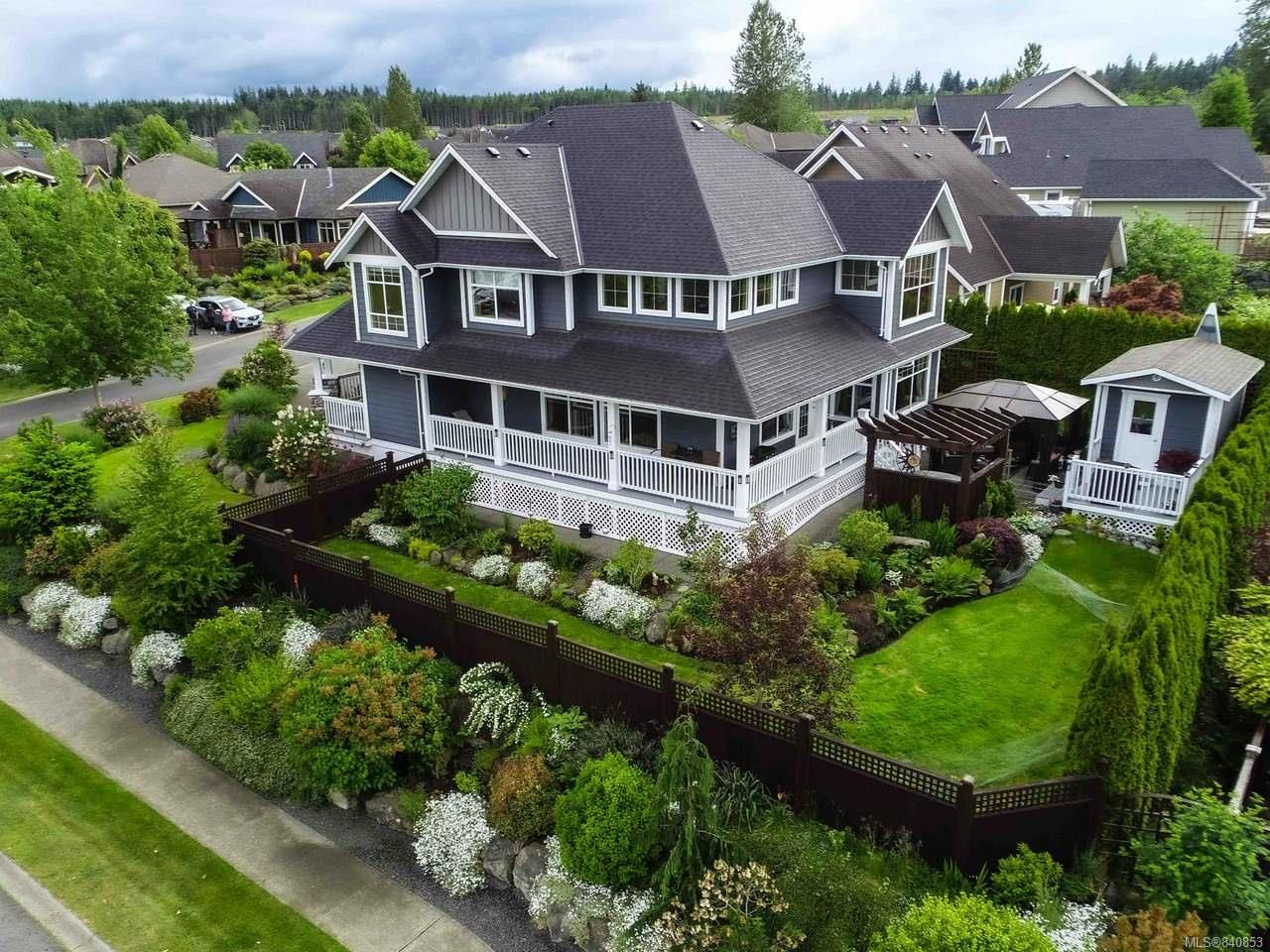 Main Photo: 206 Marie Pl in CAMPBELL RIVER: CR Willow Point House for sale (Campbell River)  : MLS®# 840853