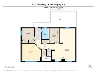 Photo 44: 1343 University Drive NW in Calgary: St Andrews Heights Detached for sale : MLS®# A1103099