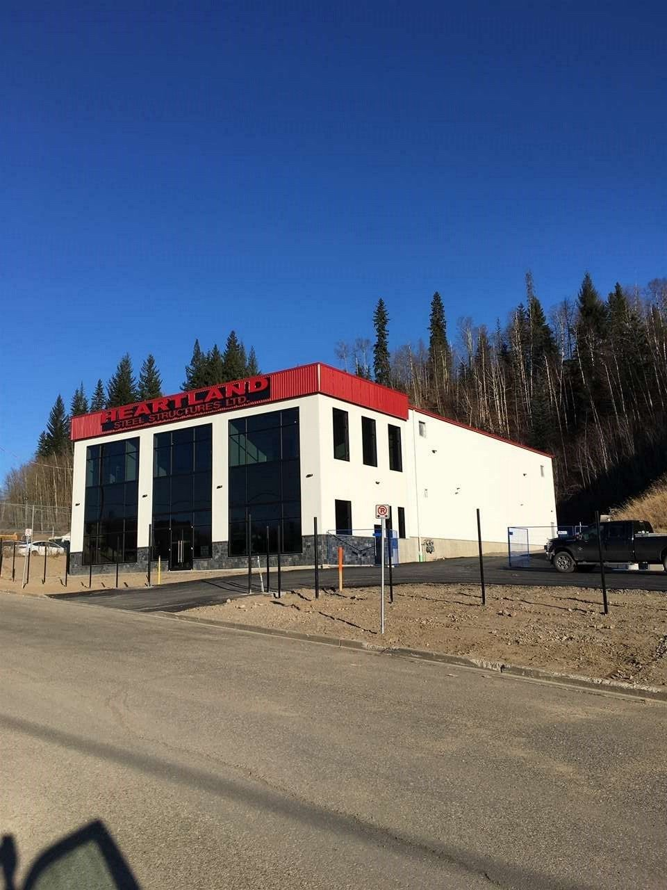 """Main Photo: 4930 BANZER Drive in Prince George: Mount Alder Industrial for sale in """"HEARTLAND STEEL STRUCTURES"""" (PG City North (Zone 73))  : MLS®# C8037611"""