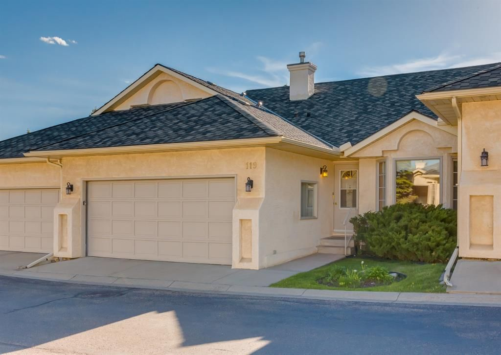 Main Photo: 119 Edgepark Villas NW in Calgary: Edgemont Row/Townhouse for sale : MLS®# A1114836