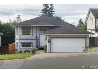 Photo 1: 6695 Rhodonite Dr in SOOKE: Sk Sooke Vill Core House for sale (Sooke)  : MLS®# 733462