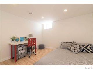 Photo 12: 140 Aubrey Street in Winnipeg: West End / Wolseley Residential for sale (West Winnipeg)  : MLS®# 1608340