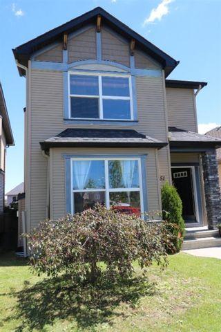 Photo 1: 151 Silverado Drive SW in Calgary: Silverado Detached for sale : MLS®# A1124527
