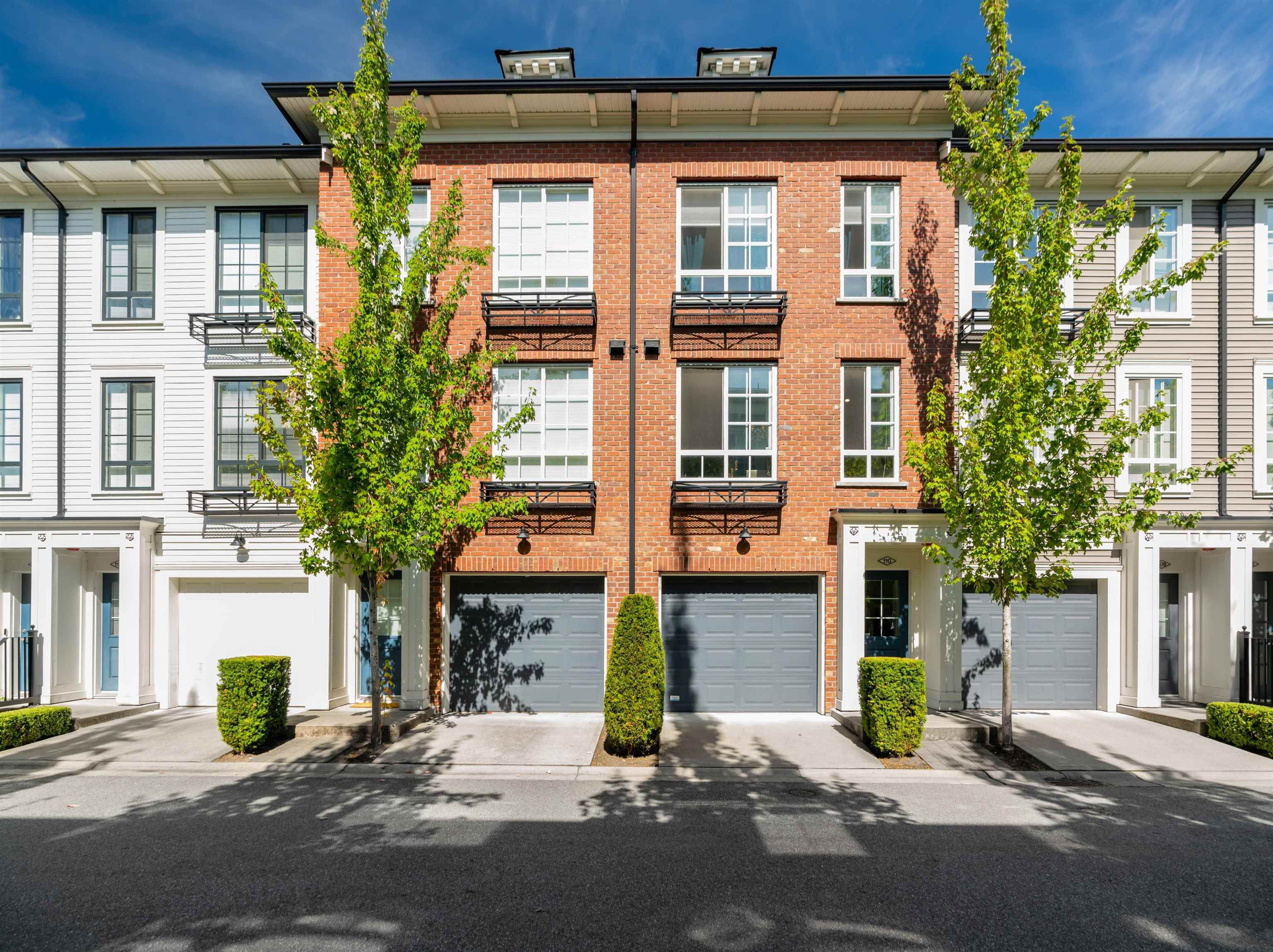 Main Photo: 110 2428 NILE Gate in Port Coquitlam: Riverwood Townhouse for sale : MLS®# R2616154
