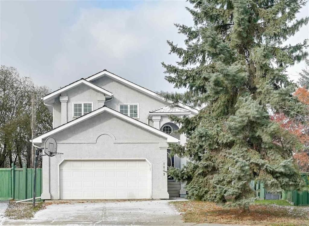Main Photo: 1019 Falconer Road NW in Edmonton: House for sale