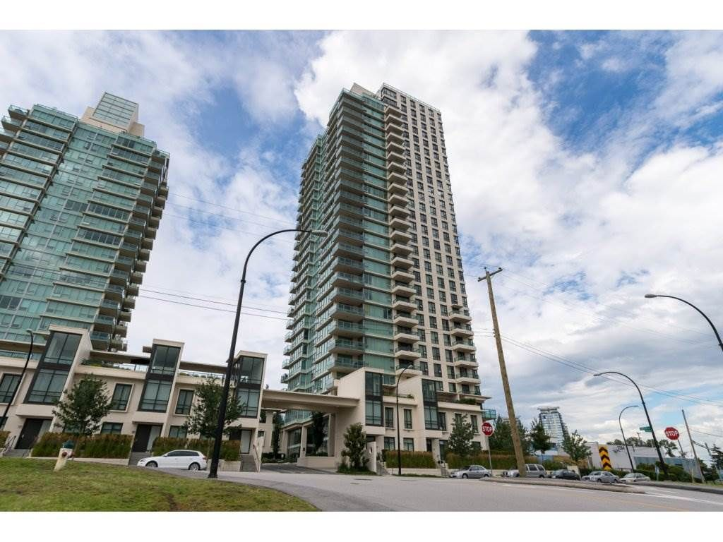 "Main Photo: 1105 2232 DOUGLAS Road in Burnaby: Brentwood Park Condo for sale in ""Affinity"" (Burnaby North)  : MLS®# R2088899"