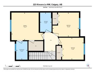 Photo 32: 223 KINCORA Lane NW in Calgary: Kincora Row/Townhouse for sale : MLS®# A1103507