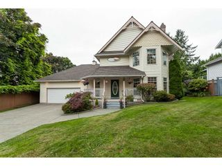"Photo 1: 5443 184A Street in Surrey: Cloverdale BC House for sale in ""HUNTER PARK"" (Cloverdale)  : MLS®# R2386719"