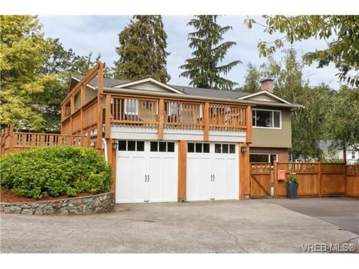 Main Photo: 4324 Ramsay Pl in VICTORIA: SE Mt Doug House for sale (Saanich East)  : MLS®# 737386