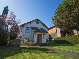 """Main Photo: 4066 W 12TH Avenue in Vancouver: Point Grey House for sale in """"POINT GREY"""" (Vancouver West)  : MLS®# R2565269"""