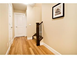 Photo 11: 2 2020 27 Avenue SW in CALGARY: South Calgary Townhouse for sale (Calgary)  : MLS®# C3503485