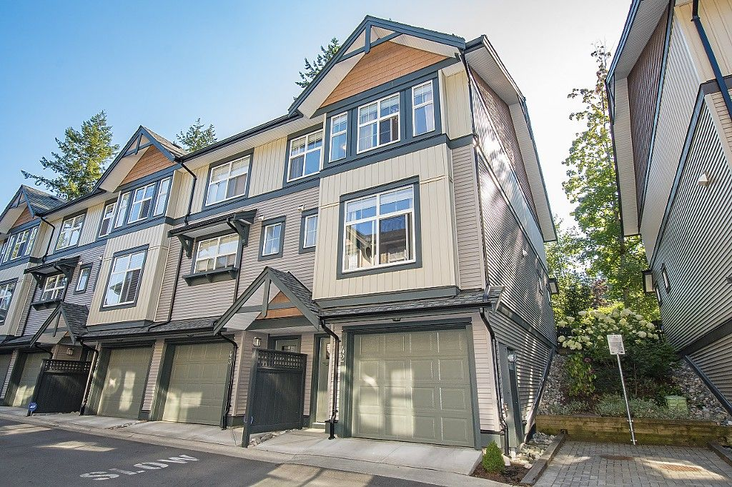 """Main Photo: 42 6123 138 Street in Surrey: Sullivan Station Townhouse for sale in """"PANORAMA WOODS"""" : MLS®# R2200861"""
