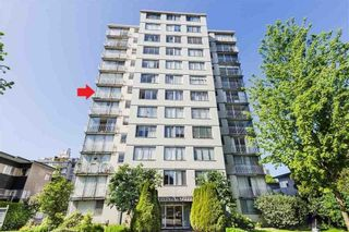 """Photo 2: 706 1250 BURNABY Street in Vancouver: West End VW Condo for sale in """"Horizon"""" (Vancouver West)  : MLS®# R2587984"""