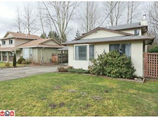 """Photo 2: 3259 268TH ST in Langley: Aldergrove Langley House for sale in """"Parkside"""" : MLS®# F1105855"""