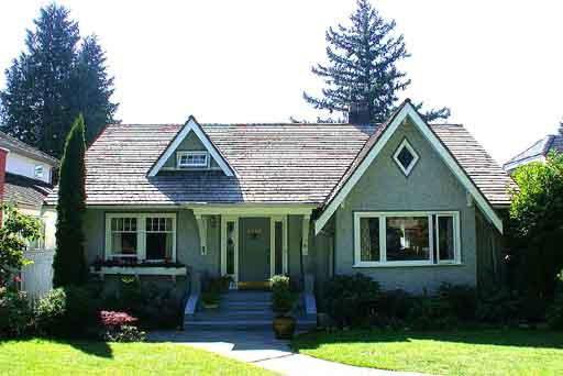 Main Photo: 3468 W 36TH AVENUE in : Dunbar House for sale : MLS®# V305855
