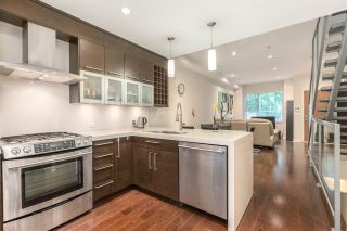 Photo 4: 2172 W 8TH AVENUE in Vancouver: Kitsilano Townhouse for sale (Vancouver West)  : MLS®# R2176303