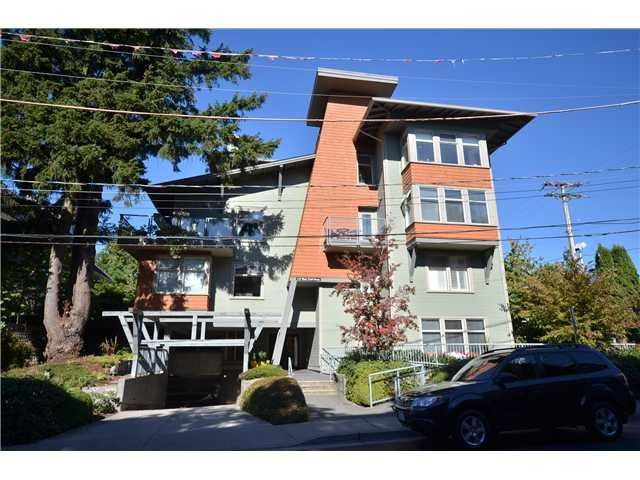 Main Photo: # 401 118 W 22ND ST in North Vancouver: Central Lonsdale Condo for sale : MLS®# V1049976
