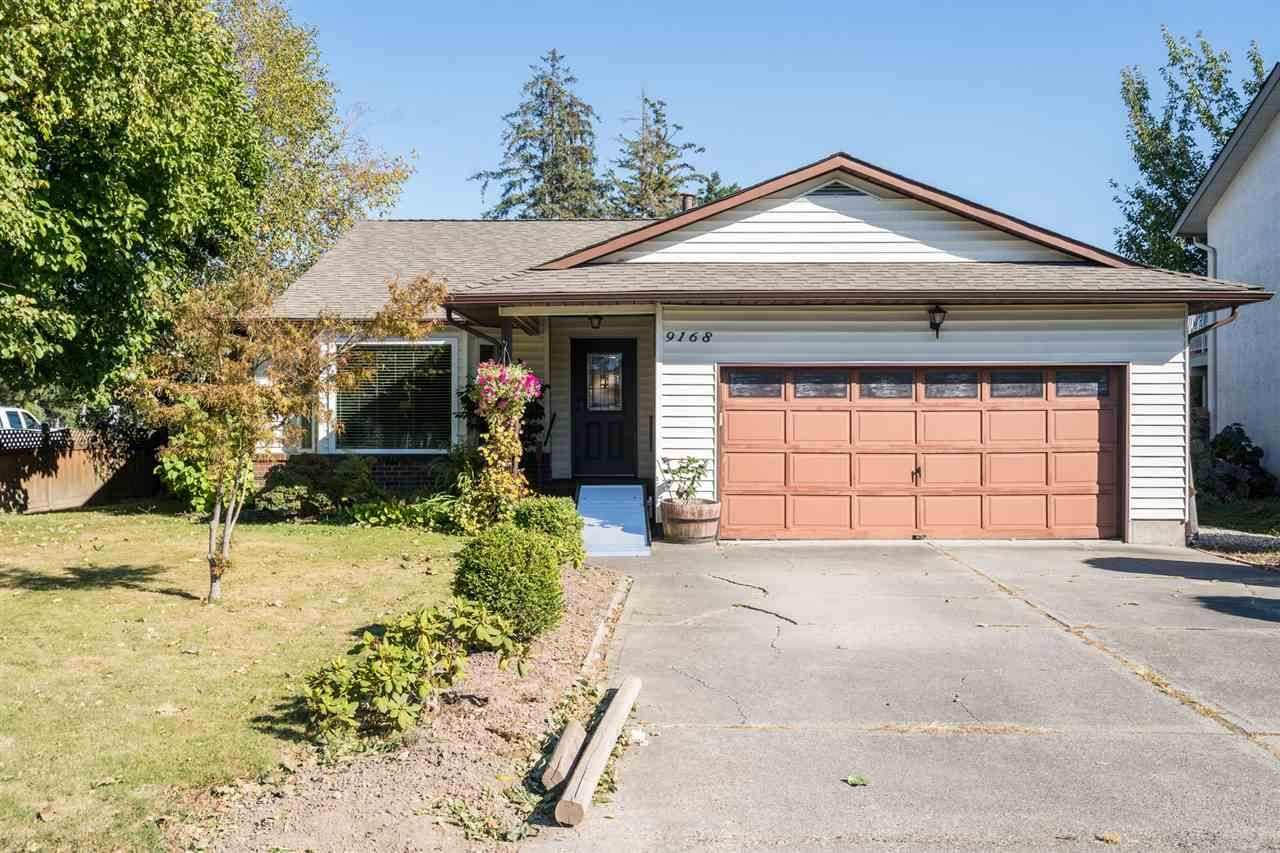 Main Photo: 9168 MAVIS Street in Chilliwack: Chilliwack W Young-Well House for sale : MLS®# R2496220