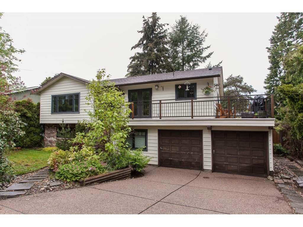 """Main Photo: 12659 25TH Avenue in Surrey: Crescent Bch Ocean Pk. House for sale in """"CRESCENT HEIGHTS"""" (South Surrey White Rock)  : MLS®# R2164824"""