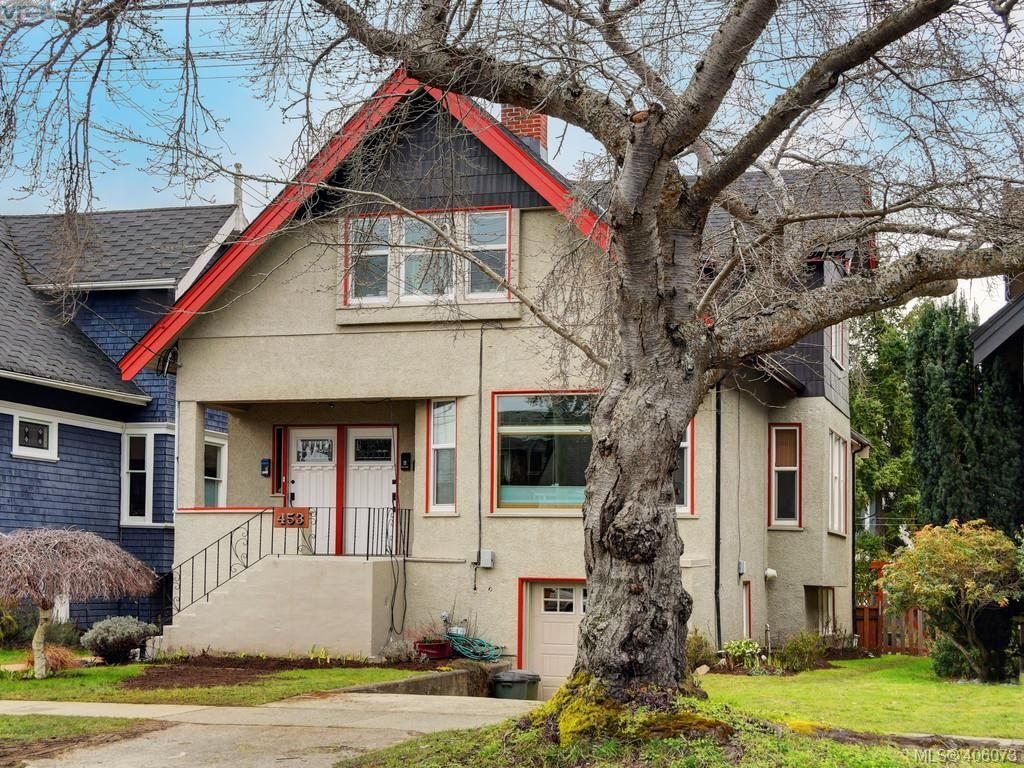 Main Photo: 453 Moss St in VICTORIA: Vi Fairfield West House for sale (Victoria)  : MLS®# 806984