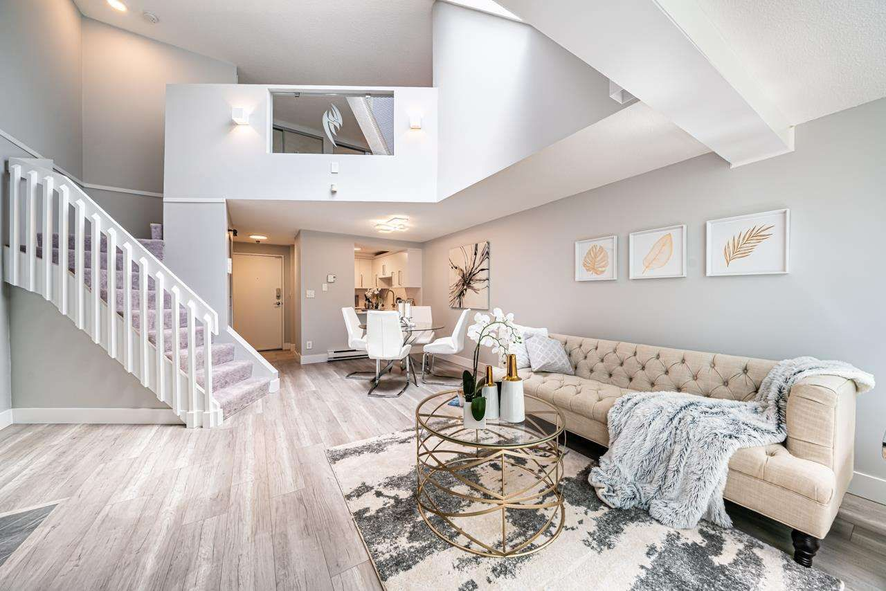 Main Photo: 310 7431 BLUNDELL ROAD in Richmond: Brighouse South Condo for sale : MLS®# R2591236