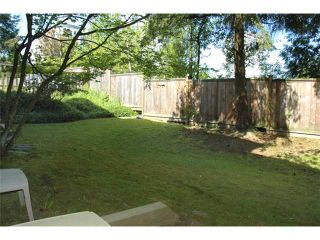 """Photo 10: 520 LEHMAN Place in Port Moody: North Shore Pt Moody Townhouse for sale in """"EAGLE POINT"""" : MLS®# V830579"""