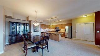 Photo 4: 405 1406 HODGSON Way in Edmonton: Zone 14 Condo for sale : MLS®# E4225414