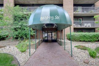 Photo 1: 403 9929 113 Street in Edmonton: Zone 12 Condo for sale : MLS®# E4248842