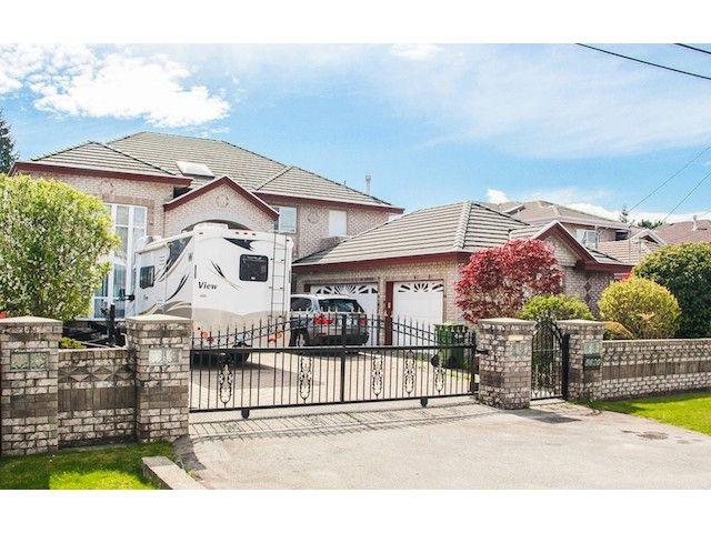 """Main Photo: 5620 COLVILLE Road in Richmond: Lackner House for sale in """"LACKNER"""" : MLS®# V1112431"""
