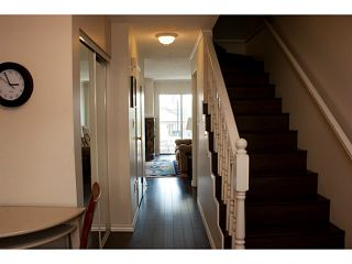"""Photo 2: 86 27272 32ND Avenue in Langley: Aldergrove Langley Townhouse for sale in """"TWIN FIRS"""" : MLS®# F1409011"""