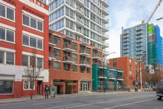 Photo 5: 801 834 Johnson St in : Vi Downtown Condo for sale (Victoria)  : MLS®# 877605