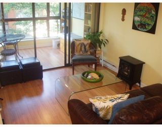 """Photo 4: 205 488 HELMCKEN Street in Vancouver: Downtown VW Condo for sale in """"ROBINSON TOWER"""" (Vancouver West)  : MLS®# V769020"""