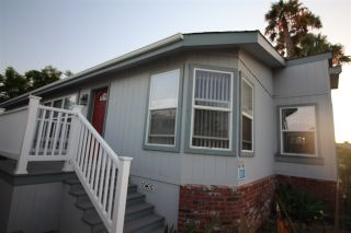 Photo 2: CARLSBAD WEST Manufactured Home for sale : 3 bedrooms : 7241 San Luis #185 in Carlsbad