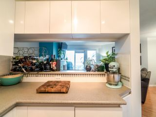 """Photo 12: 210 8450 JELLICOE Street in Vancouver: South Marine Condo for sale in """"THE BOARDWALK"""" (Vancouver East)  : MLS®# R2406380"""