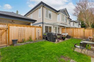 """Photo 21: 3 4748 54A Street in Delta: Delta Manor Townhouse for sale in """"ROSEWOOD COURT"""" (Ladner)  : MLS®# R2565810"""