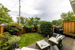 """Photo 14: 5 43 E 20TH Avenue in Vancouver: Main Townhouse for sale in """"The Hillcrest"""" (Vancouver East)  : MLS®# R2468699"""