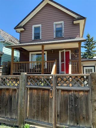 Main Photo: 2918 17 Street SE in Calgary: Inglewood Detached for sale : MLS®# A1123887