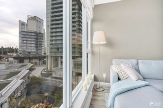 """Photo 12: 906 520 COMO LAKE Avenue in Coquitlam: Coquitlam West Condo for sale in """"THE CROWN"""" : MLS®# R2623201"""