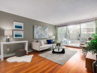 Photo 2: 103 1412 W 14TH Avenue in Vancouver: Fairview VW Condo for sale (Vancouver West)  : MLS®# R2048701