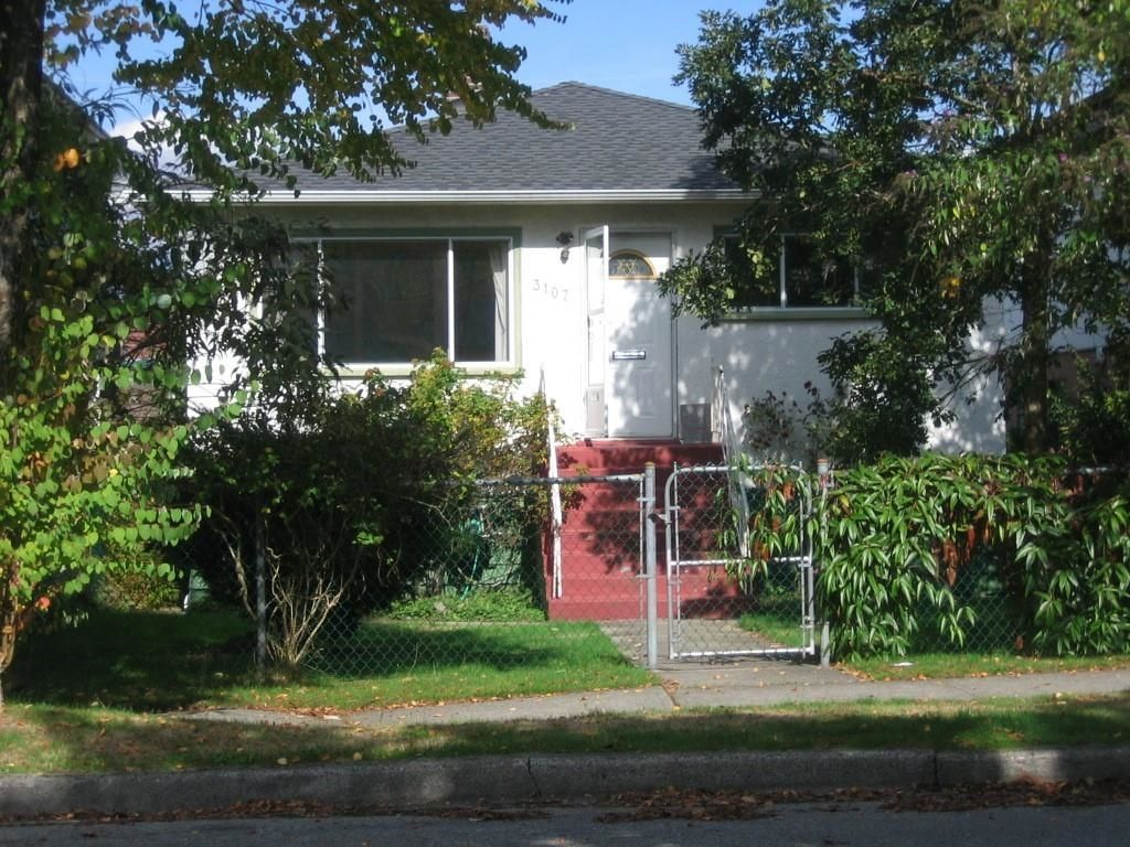 Main Photo: 3107 E 17TH Avenue in Vancouver: Renfrew Heights House for sale (Vancouver East)  : MLS®# R2620125