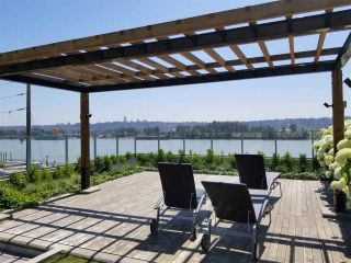 """Photo 15: 1206 668 COLUMBIA Street in New Westminster: Quay Condo for sale in """"Trapp Holbrook"""" : MLS®# R2185349"""