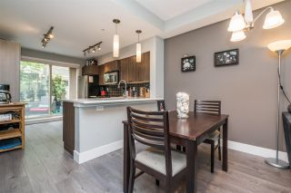 """Photo 8: 104 2110 ROWLAND Street in Port Coquitlam: Central Pt Coquitlam Townhouse for sale in """"AVIVA ON THE PARK"""" : MLS®# R2168071"""